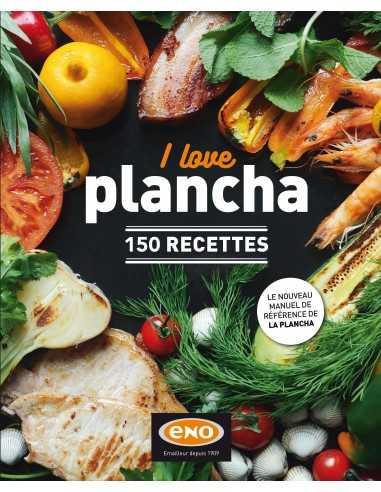 Livre I love Plancha de Eno