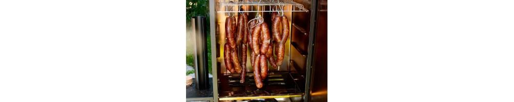 Fumoir pour cuisson en extérieur Breizh Barbecue Rennes