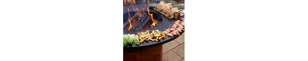 Achetez votre Brasero chez Breizh Barbecue